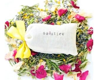 Solstice Dream Pillow - Midsummer Night's Dream - Limited Edition