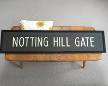 Unique Gate Sign Related Items Etsy