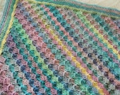 Spring Into Summer, Crochet Baby Blanket
