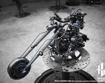 Metal Hunter Rider : Type II (medium item)