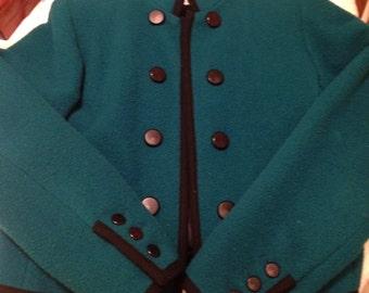 Saint Laurent Vintage Blazer Bolero