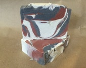 """Tiger Artisan Bar Soap (with sunflower oil) - """"Wild Thing"""" LIMITED EDITION"""