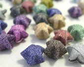 80 Gorgeous Jewel Toned Magical Fairy Dust Origami Lucky Stars