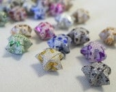 80 Whispered Messages Magical Star Dust Origami Lucky Stars