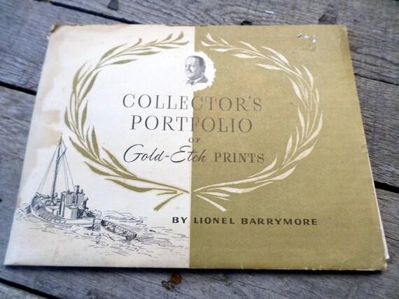 Prints Lionel Barrymore 1970s Collector S By Auntsisterspicks