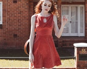 Miss Lamington Dress - Handmade by Alice