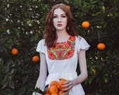 Miss Tamborine Dress - Handmade by Alice