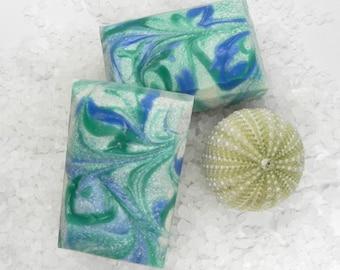 Beach Spa Salt Bar,  spa soap,   salt soap,   fancy soap,  artisan soap