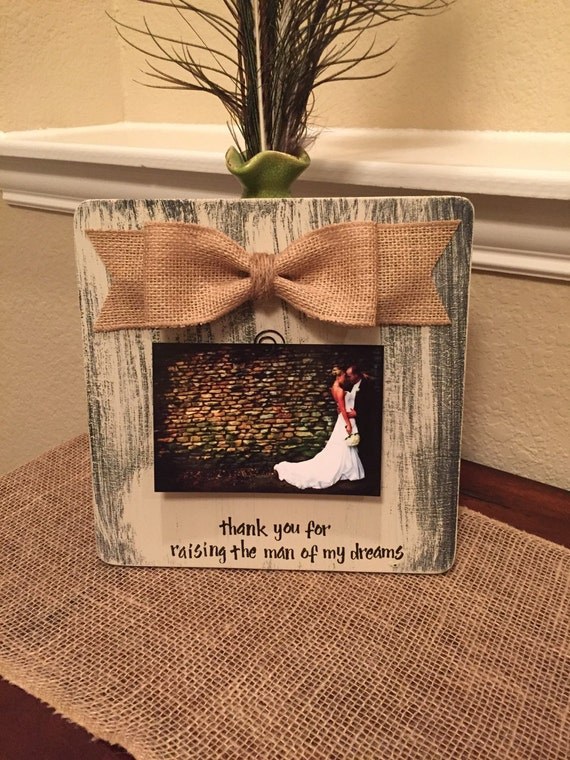 Wedding Gift Thank Yous: Wedding Thank You Gift For Mother Of The Groom By