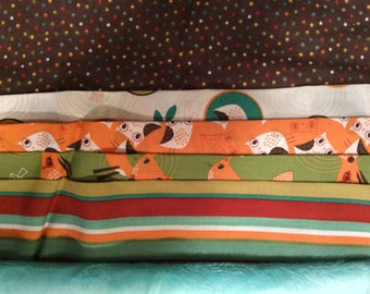 An Adorable Snuggle Blanket Kit Its A Jungle Out There Fabric Panel Free US Shipping