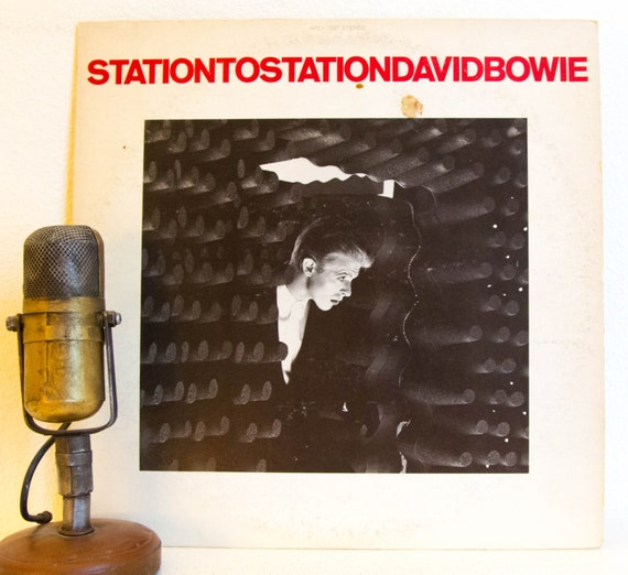 David Bowie Quot Station To Station Quot Original Tan Label