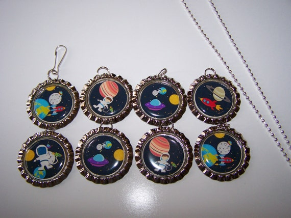Items similar to Space Party Favors / Boys Party Favors ...