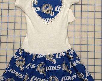 Detroit Lions Dress