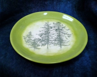 Pacific Northwest Fir Plate