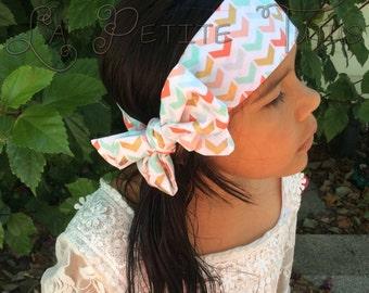 Baby Headbands, newborn headband. toddler hair band, baby headband, top knot headband, knotted headband, summer headwrap, baby headwrap