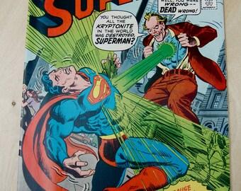 DC bronze age comic book. Superman. Vol 39 #310 April 1977
