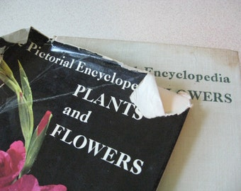 The Pictorial Encyclopedia of Plants and Flowers by F. A. Novak 1966 hardcover