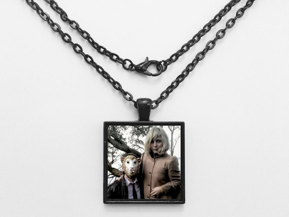 The Head And The Heart - The Head And The Heart Album Cover Necklace OR Keychain