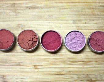 Organic Blush - Mineral Cosmetics