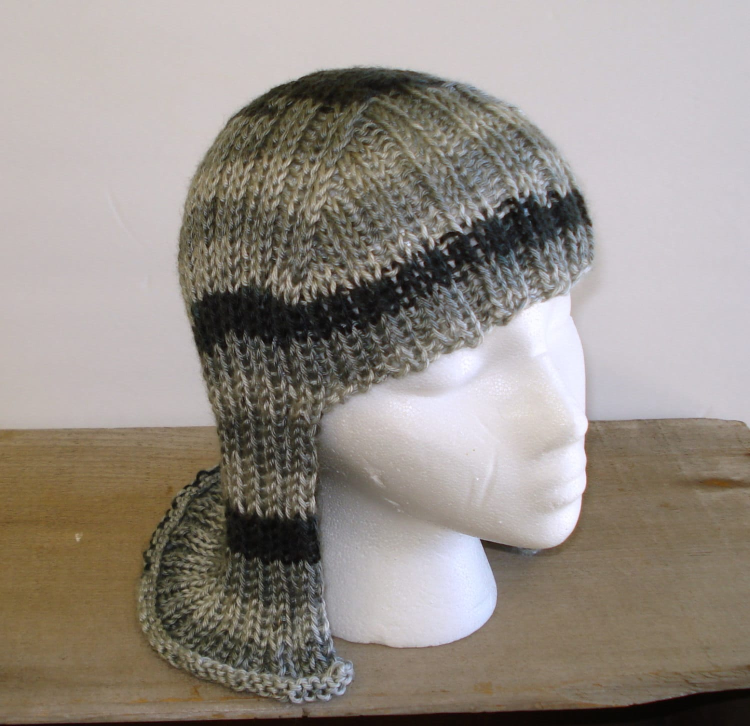 Knit Wig Hat - Hair And Wigs