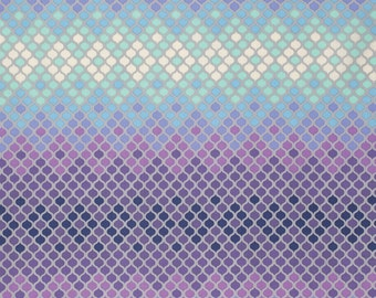 Eden - Mosaic in Glacier by Tula Pink for Freespirit Fabrics