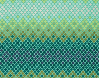 Eden - Mosaic in Moss by Tula Pink for Freespirit Fabrics