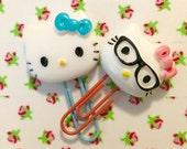 Kawaii Kitty Bookmarks