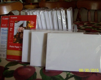 17 Packs of 50 Canon Glossy Photo Paper