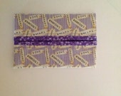 Herbs Fabric Tissue Holder