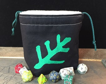 Cthulhu Elder Symbol Dice Bag