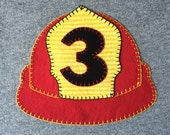 Firefighter Birthday Shirt - Can be Personalized