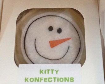 Cat Toy, Kitty Konfections Iced Sugar Cookie