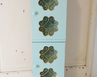 Upcycled Vintage Cabinet