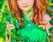 Poison Ivy Halloween Costume | Poison Ivy Costume | Poision Ivy Tutu Dress | Poison Ivy Tutu Costume | Poison Ivy | Gotham Sirens | Cosplay