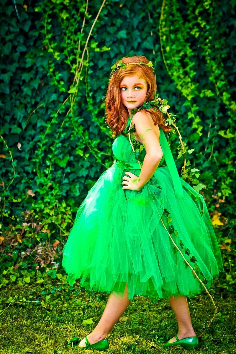 Poison Ivy Halloween Costume Poison Ivy Costume Poision