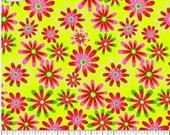 Flower Power 03, Apparel/Quilt Fabric, Baby/Nursery Yardage, Home Decor/Diy Craft Supplies, Baby Fabric, Flowers