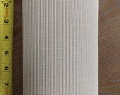 "6""x9"" Rectangle of White Mesh Material"
