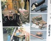 Needlework Pattern, McCalls 8294, Knitting, Needlework Accessories