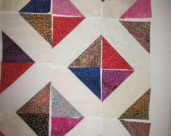 80+ Signature Friendship Blocks in Batik Seed Pattern