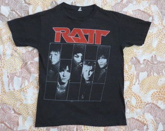 RATT 1987 tour T SHIRT