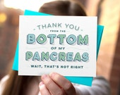 Pancreas Thank You