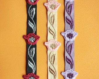 5 Yards=4.57 Meters of Elegante Cafe Latte Satin Ribbon Tape for Lingerie makers- bra lace- bohemian wedding dress- satin ribbon- bra straps