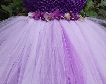 Tutu Dress and flower headband