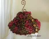 Hand Crochet Cowl, Neck Warmer Cowl