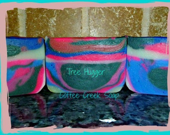 "Natural Soap ""Treehugger"" Patchouli Blend"