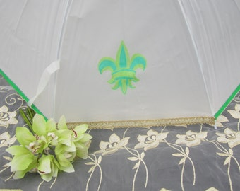 Beautiful Parasol, Edwardian Parasol, Parasol Name: Golden Vitality