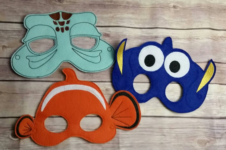Finding NEMO mask set ...