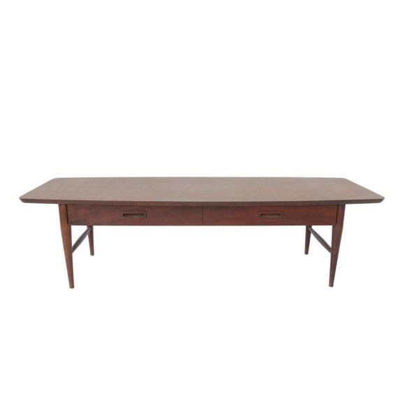 vintage lane mid century modern coffee table. Black Bedroom Furniture Sets. Home Design Ideas