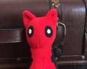 Mini Catpool, Deadpool Comic Cat Stuffed animal plush