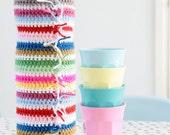 Crochet bottle cover -->  english PDF PATTERN